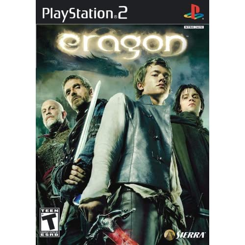 Eragon For PlayStation 2 PS2