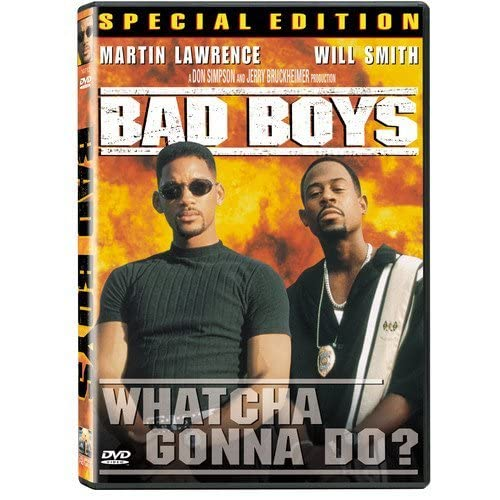 Image 0 of Bad Boys Special Edition On DVD With Martin Lawrence