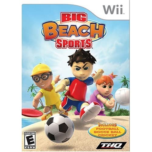 Image 0 of Big Beach Sports For Wii And Wii U
