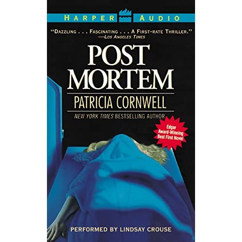 Image 0 of Postmortem Low Price Kay Scarpetta By Cornwell Patricia Crouse Lindsay Reader On