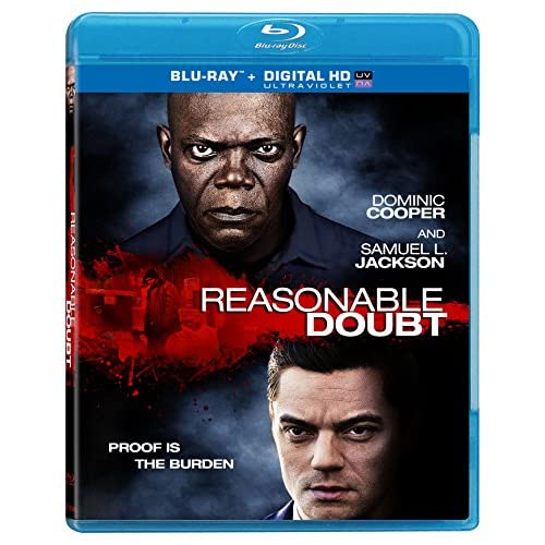 Image 0 of Reasonable Doubt Blu-Ray Digital On Blu-Ray With Dylan Taylor