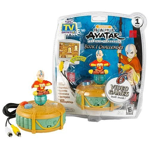 Avatar Plug 'N Play Game Toy Action