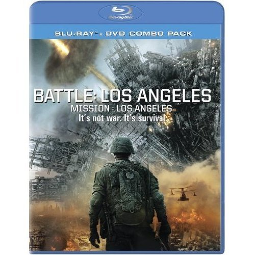 Image 0 of Battle: Los Angeles Blu Ray/dvd Combo Pack Blu-Ray On Blu-Ray