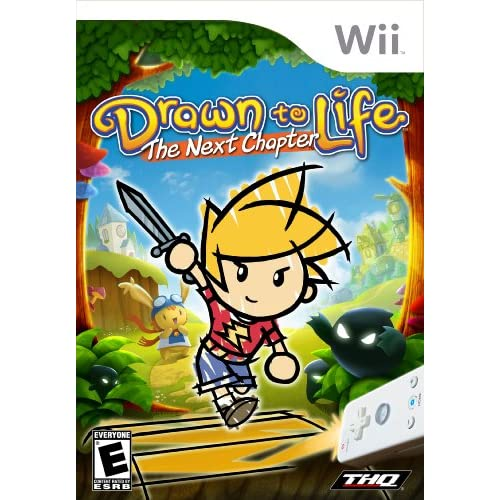 Image 0 of Drawn To Life: The Next Chapter For Wii And Wii U