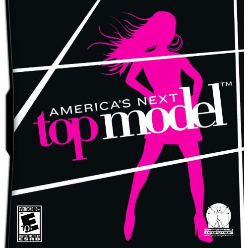 America's Next Top Model Nintendo For DS Virtual Pet