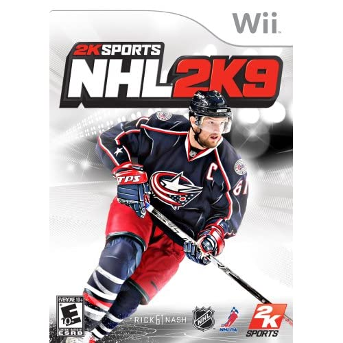 Image 0 of NHL 2K9 For Wii And Wii U Hockey