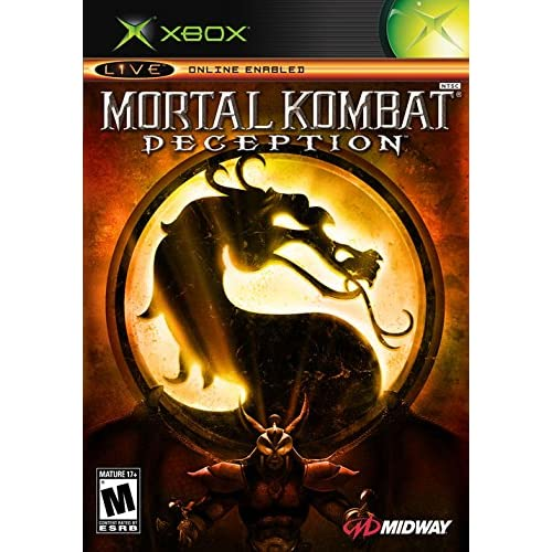 Image 0 of Mortal Kombat Deception Xbox For Xbox Original Fighting
