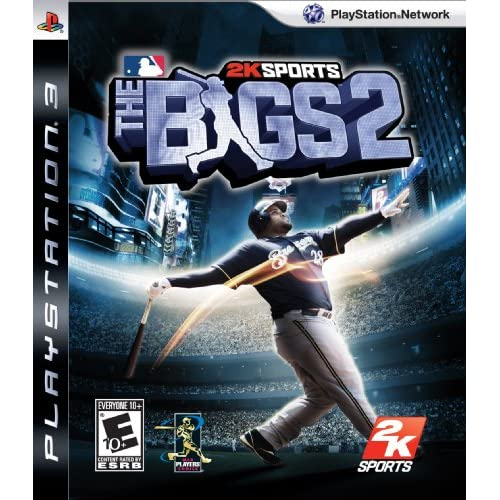 Image 0 of The Bigs 2 For PlayStation 3 PS3 Baseball