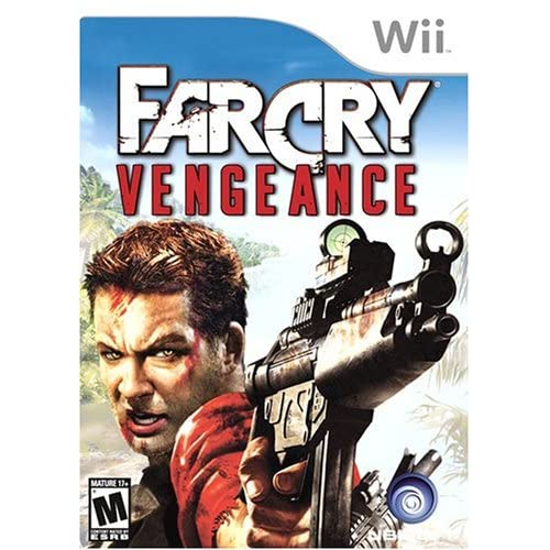 Image 0 of Far Cry: Vengeance For Wii Shooter
