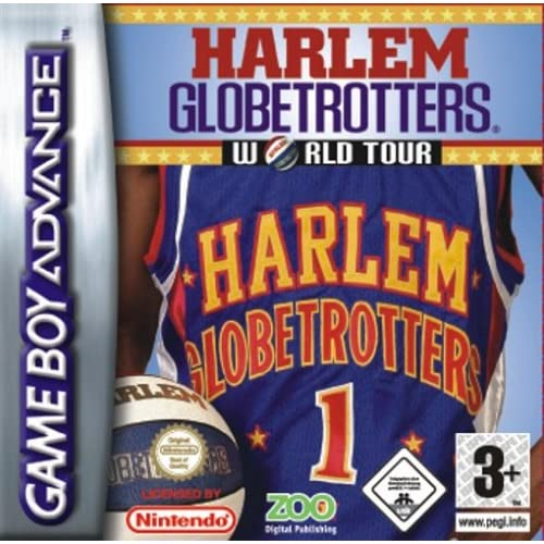 Image 0 of Harlem Globetrotters World Tour GBA For GBA Gameboy Advance