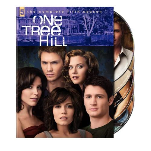 One Tree Hill: Season 5 On DVD With Chad Michael Murray
