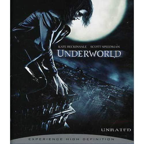 Image 0 of Underworld Unrated Blu-Ray On Blu-Ray With Kate Beckinsale