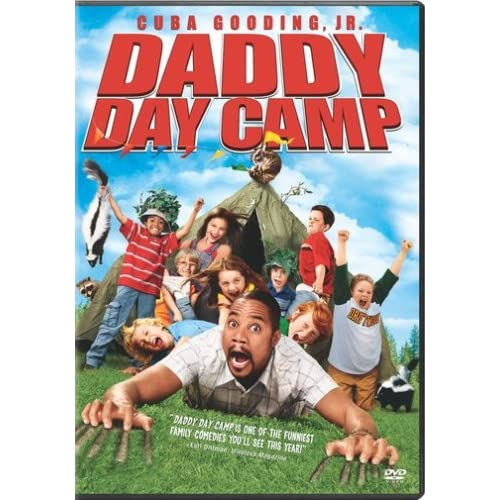 Image 0 of Daddy Day Camp On DVD