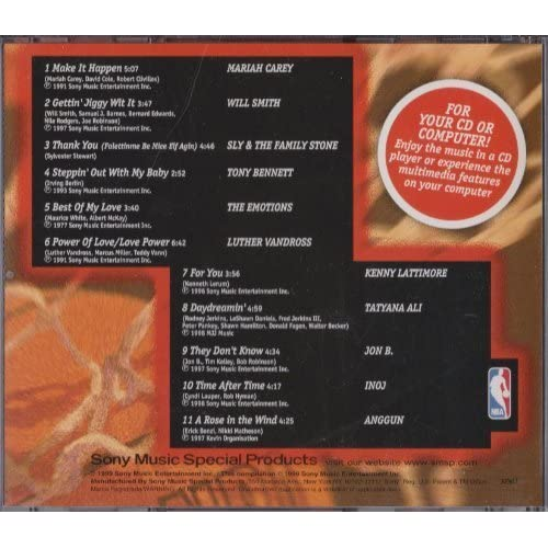 Image 0 of I Still Love This Game!: NBA Commemorative Collection By Mariah Carey