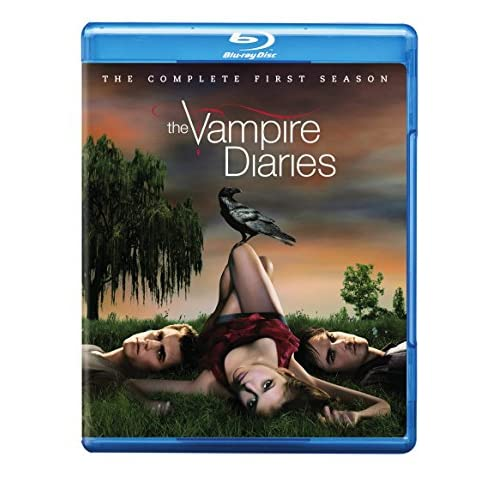 Image 0 of The Vampire Diaries: Season 1 Blu-Ray On Blu-Ray With Nina Dobrev