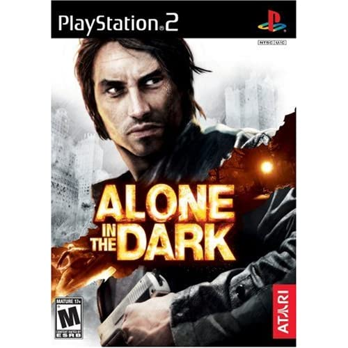 Alone In The Dark For PlayStation 2 PS2