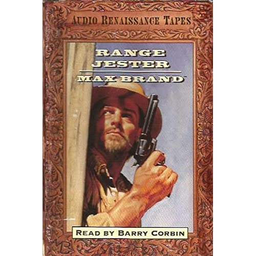 Image 0 of Range Jester By Max Brand And Barry Corbin Reader On Audio Cassette