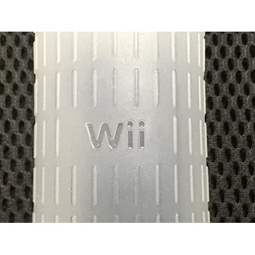 Image 3 of White Controller Silicon Sleeve For Wii Clear