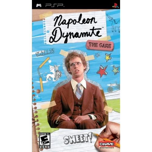 Image 0 of Napoleon Dynamite Sony For PSP UMD
