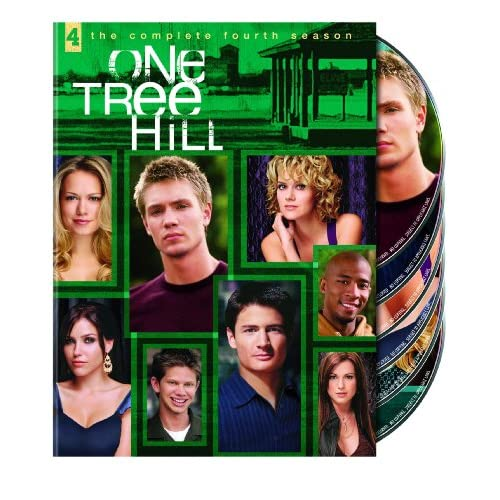 One Tree Hill: Season 4 Repackage On DVD With Chad Michael Murray