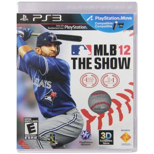 Image 0 of MLB 12 The Show For PlayStation 3 PS3 Baseball