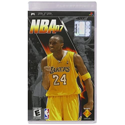 Image 0 of NBA 2007 Sony For PSP UMD Basketball