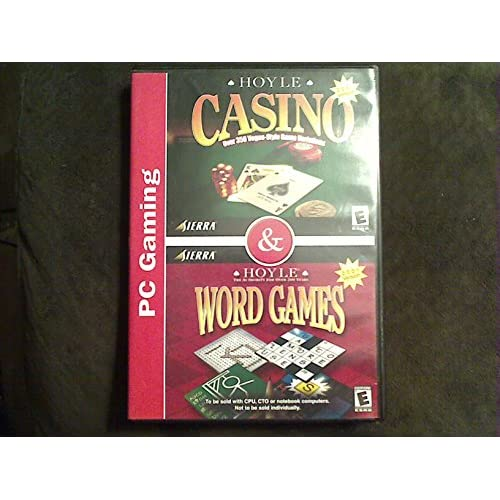 Image 0 of Hoyle Casino And Hoyle Word Games Software