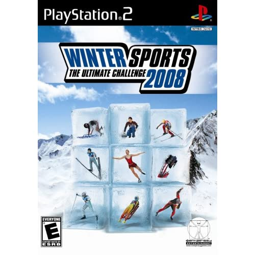 Image 0 of Winter Sports 2008: The Ultimate Challenge For PlayStation 2 PS2 Action