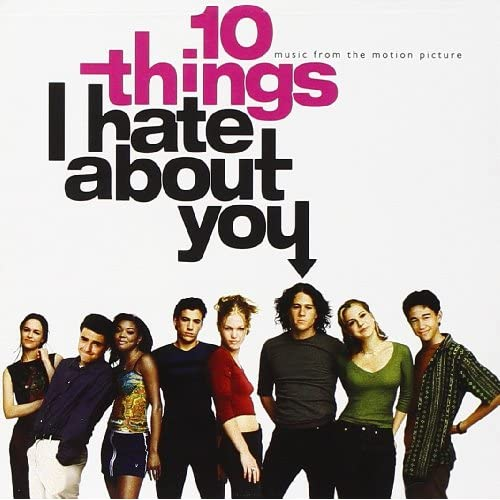10 Things I Hate About You: Music From The Motion Picture On Audio CD Album 1999