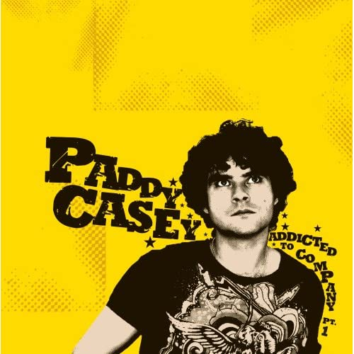 Image 0 of Addicted To Company On Audio CD Album 2008 by Paddy Casey