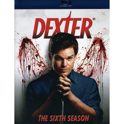 Image 0 of Dexter: Season 6 Blu-Ray On Blu-Ray With Michael C Hall