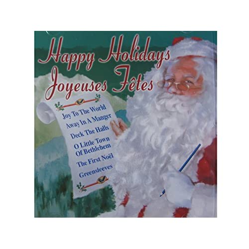 Image 0 of Happy Holidays Joyeuses Fetes By Countdown Singers On Audio CD Album