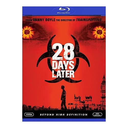 28 Days Later On Blu-Ray