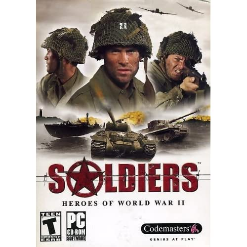 Image 0 of Soldiers: Heroes Of World War II PC Software