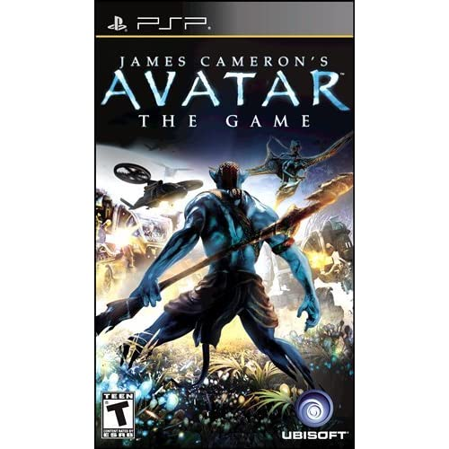 Image 0 of James Cameron's Avatar: The Game For PSP UMD