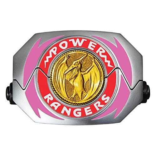 Image 0 of Power Rangers Mighty Morphin Movie Legacy Morpher/power Morpher Pink Toy