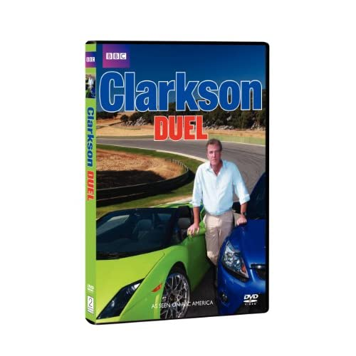 Image 0 of Clarkson: Duel On DVD BBC