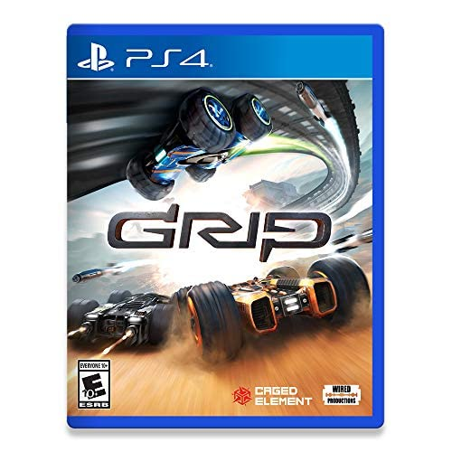 Image 0 of Grip: Combat Racing For PlayStation 4 PS4