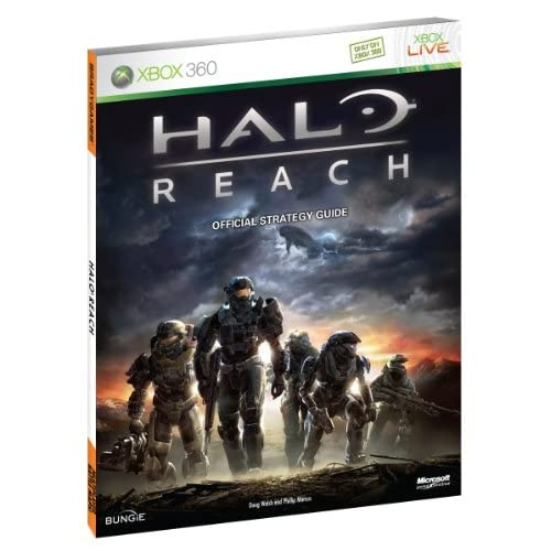 Image 0 of Halo: Reach Signature Series Guide Official Strategy Guides Bradygames
