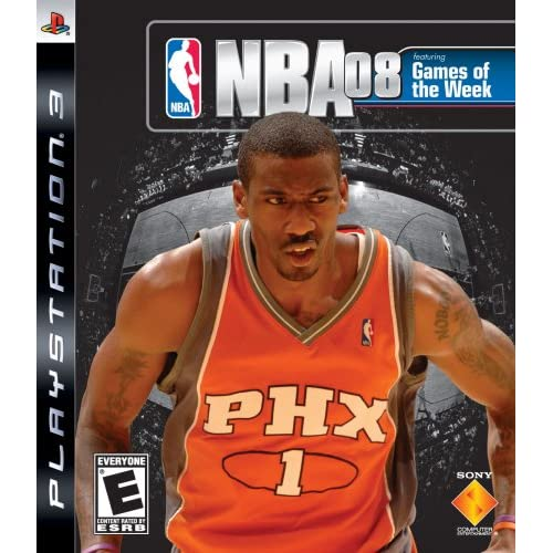 Image 0 of NBA 08 For PlayStation 3 PS3 Basketball