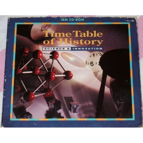 Image 0 of Time Table Of History: Science & Innovation For IBM PC And Compatibles Cd-Rom 19