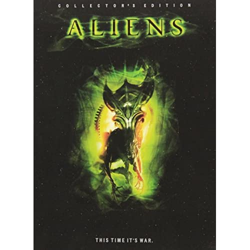 Image 0 of Aliens Two-Disc Edition On DVD With Sigourney Weaver 2