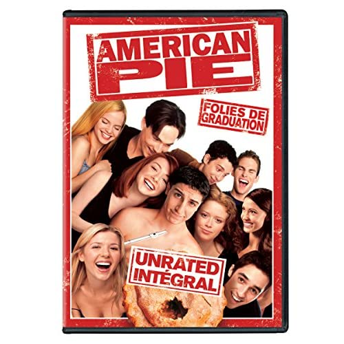 Image 0 of American Pie Unrated Widescreen Edition On DVD With Jason Biggs Comedy