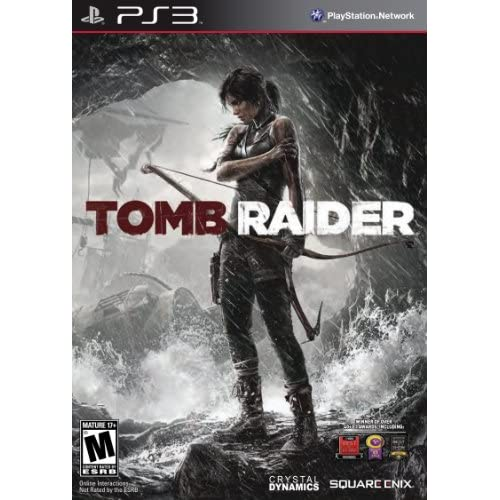 Tomb Raider For PlayStation 3 PS3