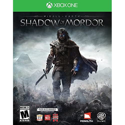 Image 0 of Middle Earth: Shadow Of Mordor For Xbox One