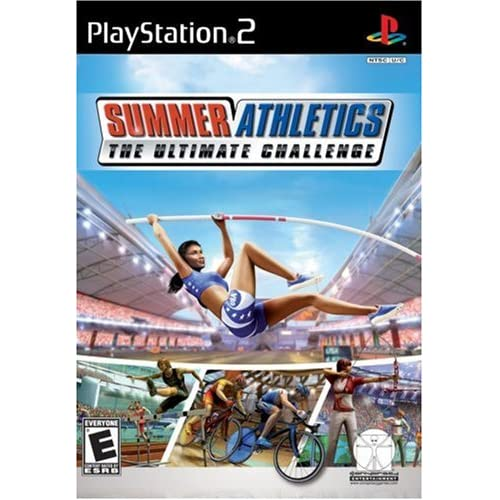 Image 0 of Summer Athletics For PlayStation 2 PS2
