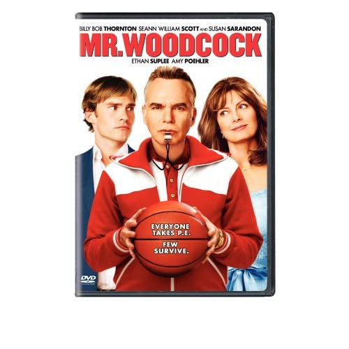 Image 0 of Mr Woodcock On DVD with Billy Bob Thornton Comedy