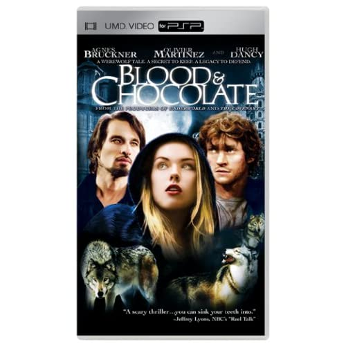 Blood And Chocolate UMD For PSP