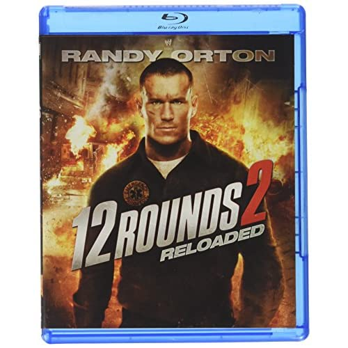 Image 0 of 12 Rounds 2: Reloaded On Blu-Ray With Tom Stevens