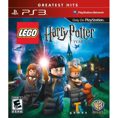 Image 0 of Lego Harry Potter: Years 1-4 For PlayStation 3 PS3
